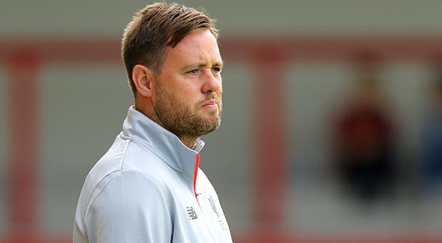 Liverpool Under-23 coach Michael Beale is set to join Sao Paulo as assistant manager