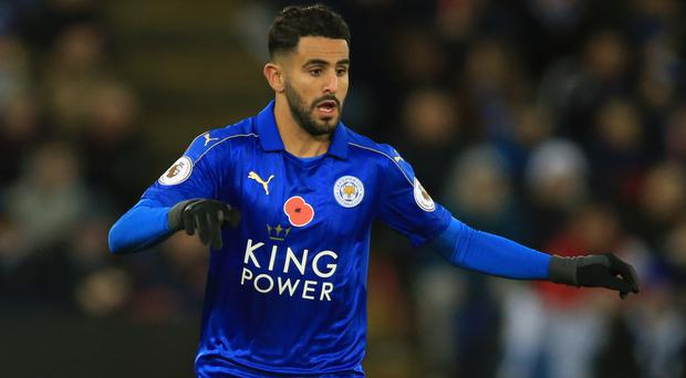 Riyad Mahrez has failed to recapture the form which helped Leicester win the Premier League last season