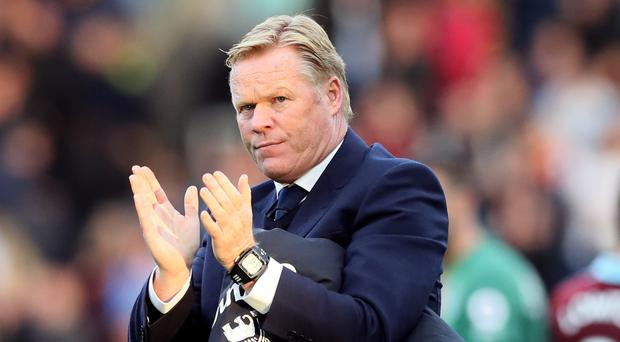 Ronald Koeman, pictured, has happy memories of working with Zlatan Ibrahimovic