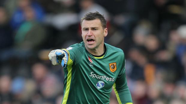 0acceefa0 Hull keeper David Marshall hoping to get the chance to face idol ...