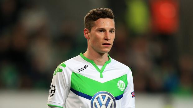 Julian Draxler is a target for Liverpool and Arsenal