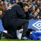 Everton's Yannick Bolasie will have knee surgery