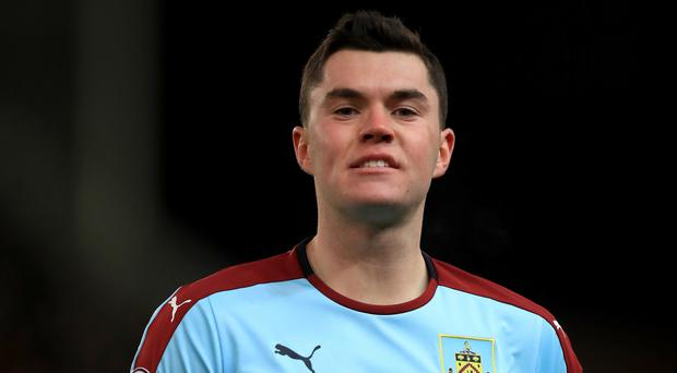Burnley's Michael Keane could be in demand in January