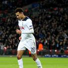 Tottenham's Dele Alli is wanted by PSG