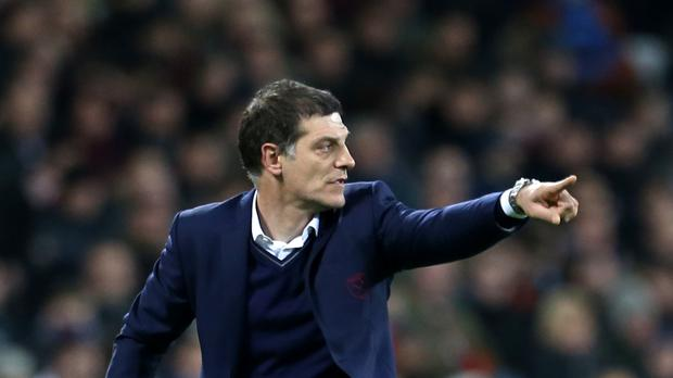 West Ham United manager Slaven Bilic wants to see long-term improvement from his squad
