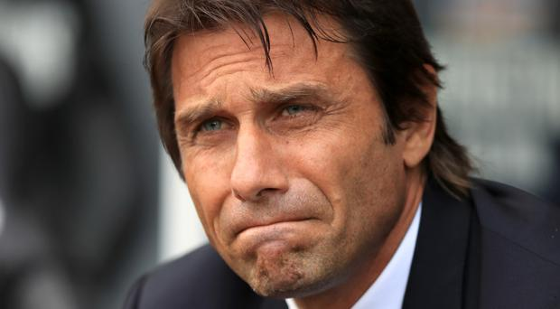 """Antonio Conte: """"I have to check (today) on his recovery because this tackle was very bad"""""""