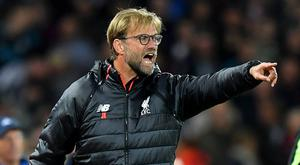 """The criticism was very harsh,"" the Liverpool manager said yesterday"