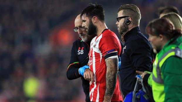 Southampton must do without leading scorer Charlie Austin following his shoulder injury
