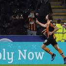Robert Snodgrass has apologised for the incident which earned Hull a penalty against Palace