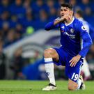 Arch wind-up merchant Diego Costa curiously still remains without a red card in Premier League football