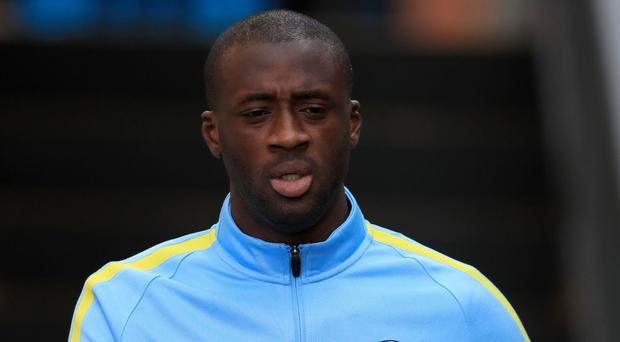 Yaya Toure has apologised to fans after admitting drink-driving