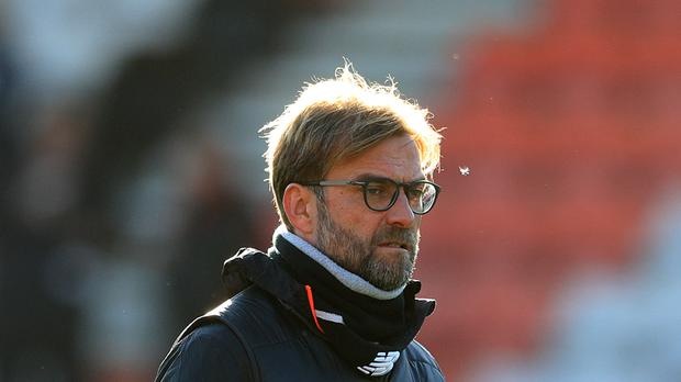 Liverpool manager Jurgen Klopp believes his side remain on the right track despite their recent wobble