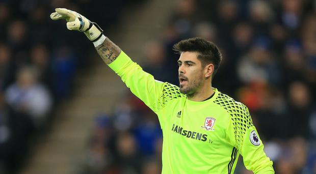 Middlesbrough goalkeeper Victor Valdes, pictured, has proved a good signing by Aitor Karanka