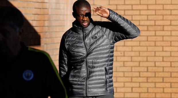 Yaya Toure has apologised after admitting drink-driving and insists he had