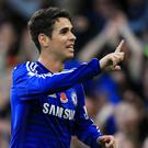 Chelsea's Oscar Picture: PA