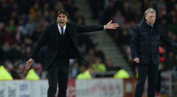 Chelsea manager Antonio Conte has praised his players for their 10-game Premier League winning streak