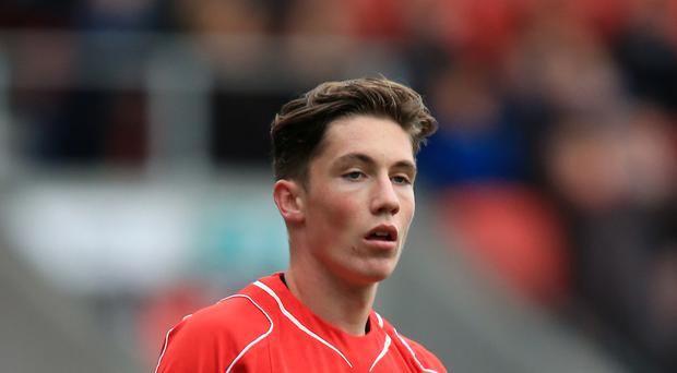 Liverpool's Under-23 captain Harry Wilson has hopes of a first-team call soon.