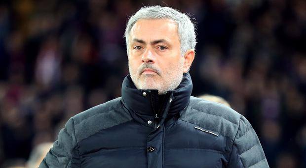 Jose Mourinho was coy over his transfer dealings but wants to keep Manchester United's squad together