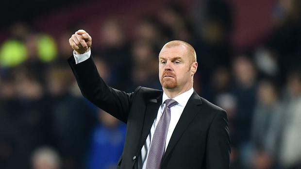 Burnley manager Sean Dyche wants his side to remain focused on producing the required result when they head to Tottenham on Sunday