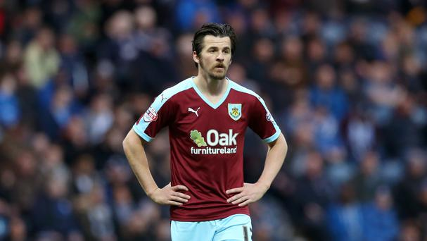 Joey Barton returning to Burnley after Rangers departure