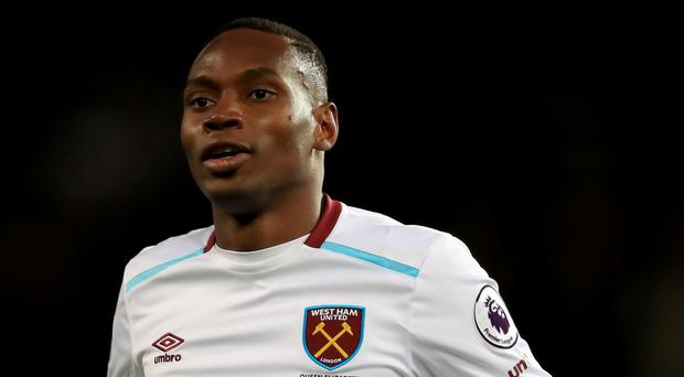 Diafra Sakho is facing up to eight weeks on the sidelines