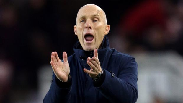 Swansea manager Bob Bradley feels his future could depend on the next two games.