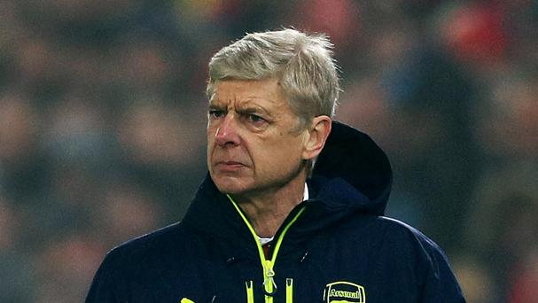 Arsène Wenger wills Arsenal to pass the stress test against West Brom