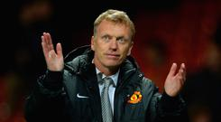 On Monday Sunderland manager David Moyes will make his first return to Old Trafford for a competitive fixture since his reign as Manchester United boss was unceremoniously ended. Photo: Getty