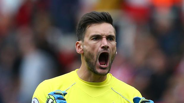 Hugo Lloris signed a new deal with Spurs this week