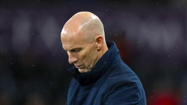 Bob Bradley has vowed to fight on as Swansea manager even though his time could almost be up.