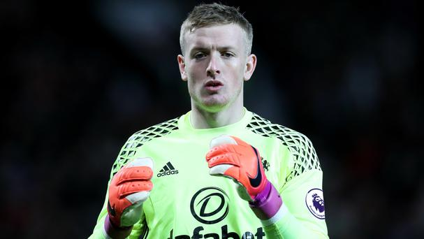 Pickford out for at least six weeks