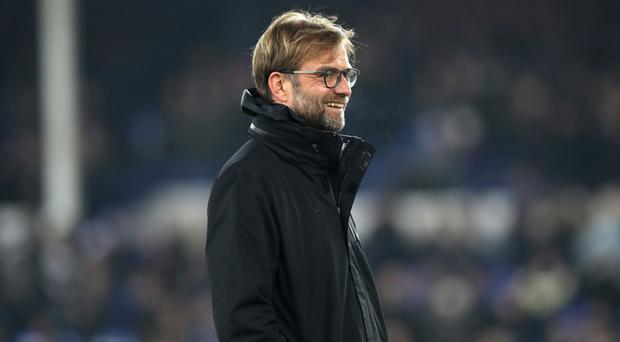 Jurgen Klopp's Liverpool host Manchester City this weekend