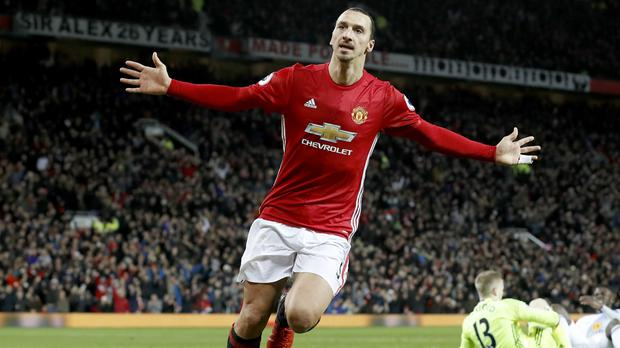Middlesbrough head coach Aitor Karanka has warned his players that Zlatan Ibrahimovic, pictured, is not Manchester United's only threat