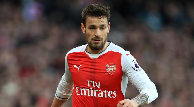 Mathieu Debuchy could be leaving Arsenal in January