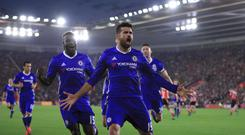 Spurs will need to negate the influence of Diego Costa