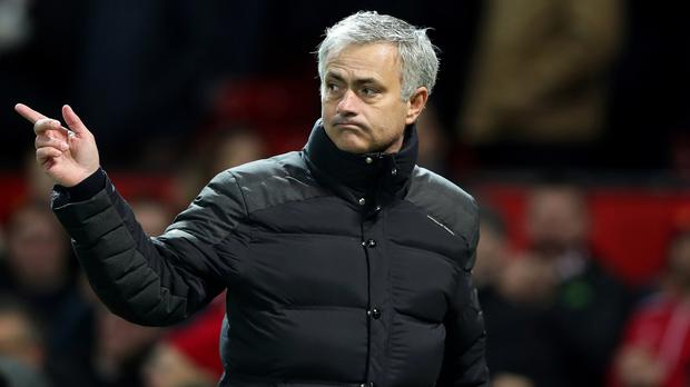 Mourinho was furious with his players attitude for Europa League tie