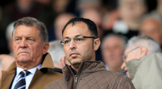 Hull City vice-chairman Ehab Allam says he will be announcing a new manager before the weekend