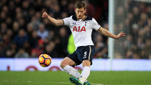 Jan Vertonghen believesTottenham will have to oust other title rivals if they are to be crowned champions