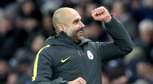 Pep Guardiola has tried to move on from his controversial interviews following Manchester City's win over Burnley