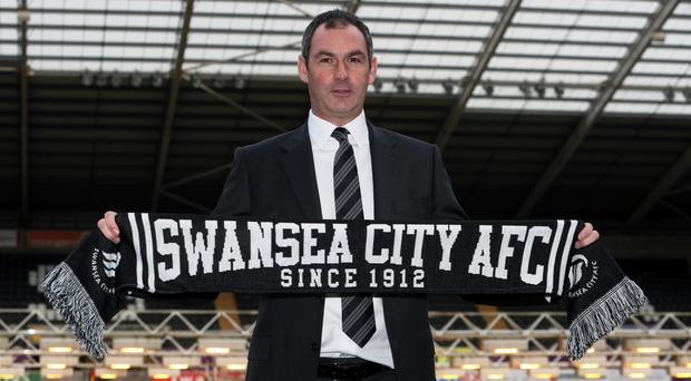 New Swansea boss Paul Clement has already identified January transfer targets