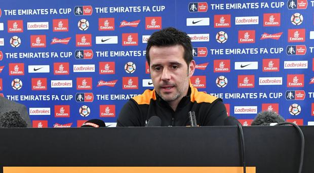 Marco Silva has been tasked with keeping Hull in the Premier League