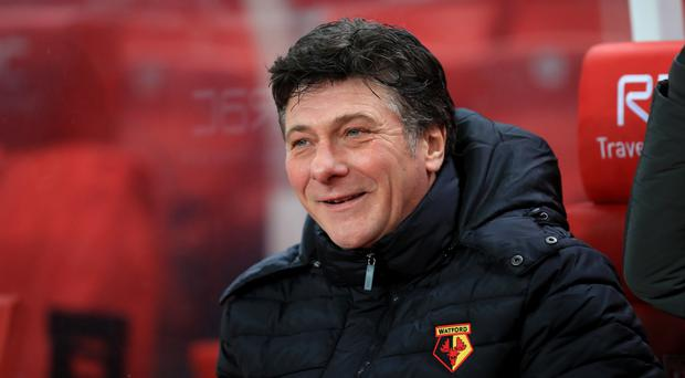 Watford manager Walter Mazzarri was pleased with his side's win against Burton