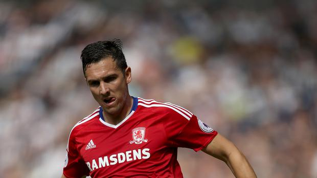 Stewart Downing could leave Middlesbrough on loan this month