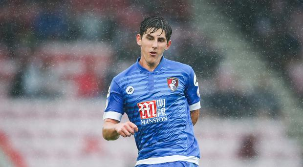 Bournmouth's Emerson Hyndman has joined Rangers on loan
