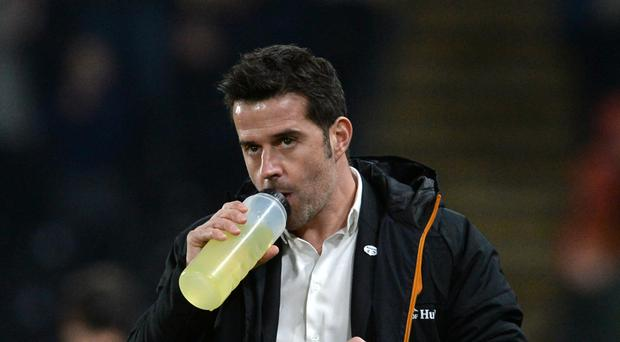 Hull City manager Marco Silva. Photo: PA