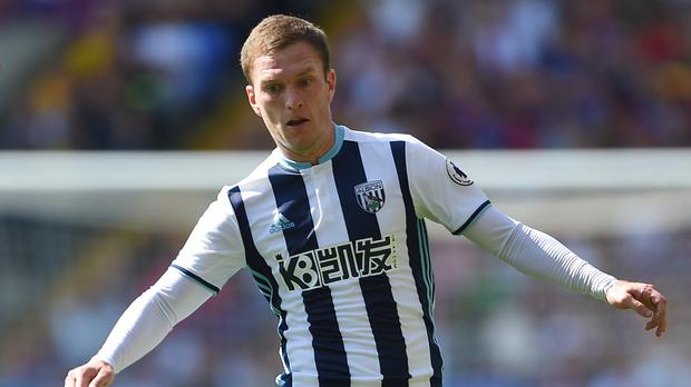 West Brom's Craig Gardner is close to a return to Birmingham