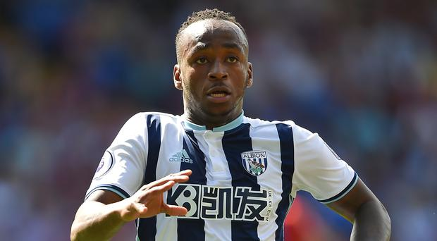 West Brom's Saido Berahino issued an apparent strike threat in September 2015