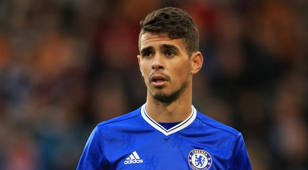 Oscar made a surprising move to the Chinese Super League earlier this month