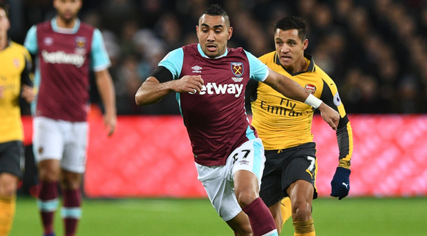 Dimitri Payet has told his manager Slaven Bilic that he doesn't want to play for West Ham again