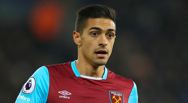 Manuel Lanzini has been backed to fill a void in the West Ham team